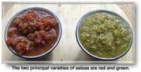 Mexican And Hispanic - Salsa Fresca Or Salsa Cruda
