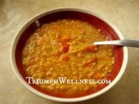 Middle_eastern - Middle Eastern Lentil Soup