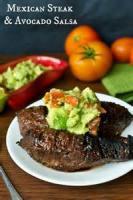 Mexican And Hispanic - Avocado Salsa