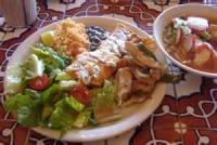 Mexican And Hispanic - Mexican Salad Buffet