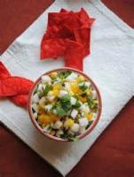 Mexican And Hispanic - Salsa -  Strawberry Salsa