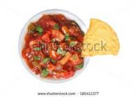 Mexican And Hispanic - Salsa -  Grilled Corn And Black-bean Salsa