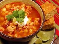 Mexican And Hispanic - Stew -  Posole Stew