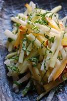 Mexican And Hispanic - Salad -  Chicken And Orange Salad