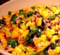Mexican And Hispanic - Fresh Mango Salsa