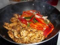 Mexican And Hispanic - Chicken Fajitas