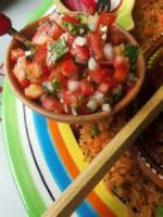 Mexican And Hispanic - Salsa Fresca