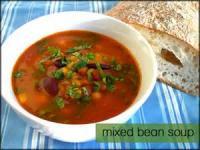 Mixes - Mixed Bean Soup Mix