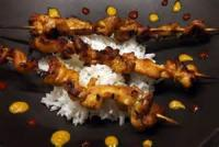 Outdoor_cooking - Satay