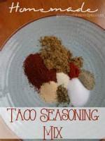 Mixes - Taco Seasoning Mix