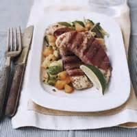 Outdoor_cooking - Beef -  Flank Steak Salad With Cantaloupe