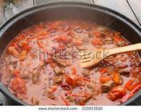 Outdoor_cooking - Beef -  Chili Con Carne Burgers
