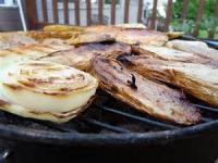 Outdoor_cooking - Grilled-honey Garlic Chops