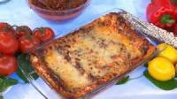 Pasta And Pastasauces - Emeril's Lasagna