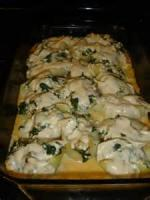 Pasta And Pastasauces - Seafood Stuffed Jumbo Shells