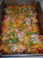 Pasta And Pastasauces - Stuffed Mexican Shells