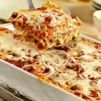 Pasta And Pastasauces - Vegetable Lasagna Recipes