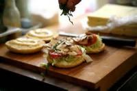 Outdoor_cooking - Veggie Burgers