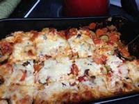 Pasta And Pastasauces - Four Cheese Spinach Lasagna