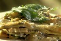 Pasta And Pastasauces - Chicken And Spinach Lasagna