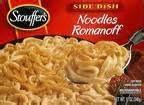 Pasta And Pastasauces - Noodles Romanoff