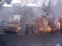Outdoor_cooking - Caribbean Ginger Turkey
