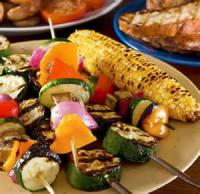 Outdoor_cooking - Grilled Veggies