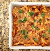 Pasta And Pastasauces - Baked Ziti