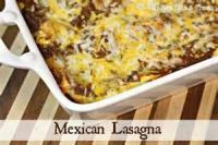 Pasta And Pastasauces - Mexican Lasagna