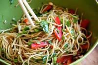 Pasta And Pastasauces - Asian -  Sesame Noodle Salad