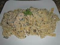 Pasta And Pastasauces - Chicken And Ramen Noodles