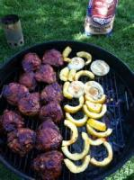 Outdoor_cooking - Grilled Squash