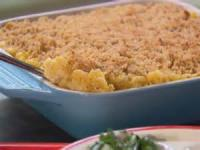 Pasta And Pastasauces - Baked Macaroni And Cheese