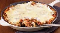 Pasta And Pastasauces - Lasagna Florentine