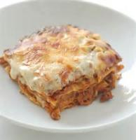 Pasta And Pastasauces - Bacon And Egg Lasagna