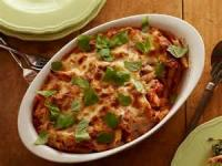 Pasta And Pastasauces - Casserole -  Spinach Pasta Bake