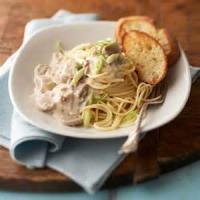 Pasta And Pastasauces - Chicken Tetrazzini