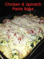 Pasta And Pastasauces - Three Cheese Chicken Bake
