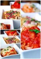 Pasta And Pastasauces - Tomato-basil  Linguine And Chicken