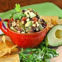 Outdoor_cooking - Grilled Corn And Black-bean Salsa