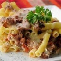 Pasta And Pastasauces - Ham And Cheese Ziti