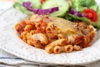Pasta And Pastasauces - Mom's Macaroni And Cheese