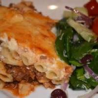 Pasta And Pastasauces - Pastitsio By Diane