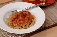 Pasta And Pastasauces - Red Pepper Sauce