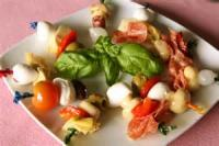 Pasta And Pastasauces - Salad -  Pasta Salad With Marinated Grilled Vegetables And Olives
