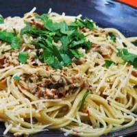 Pasta And Pastasauces - Sauce -  White Clam Sauce 3