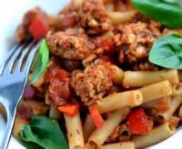 Pasta And Pastasauces - Pasta -  Donna's Healthy Fettuccine 'alfreda'