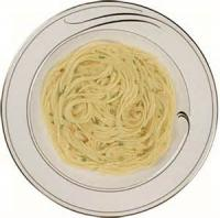 Pasta And Pastasauces - Spaghetti With Garlic, Oil And Hot Peppers