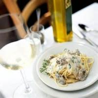 Pasta And Pastasauces - Pasta With Morel Sauce