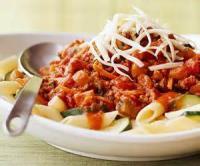 Pasta And Pastasauces - Mostaccioli